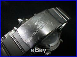 Vintage SEIKO SPEEDMASTER CHRONOGRAPH 7A28-7040 #241c