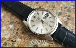 Vintage Seiko 5 23 Jewels Automatic 5126 8020 JDM Kanji June 1967