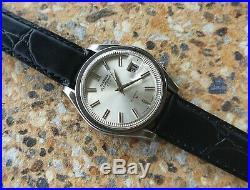Vintage Seiko 5 Sportsmatic 820 17 Jewels 7625 8140 January 1968 JDM 37mm