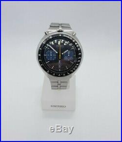 Vintage Seiko 6138-0040 Bullhead 100% Original in perfect working condition