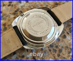 Vintage Seiko Actus 21 Jewels Automatic 7019 7000 Kanji September 1969 38.5 mm