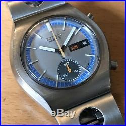 Vintage Seiko Automatic 6139-8029 Watch with Original Bracelet, Serviced 3/20/19