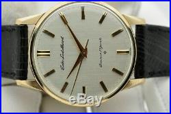 Vintage Seiko Lord Marvel 23 Jewels Men's Luxury Watch 1961 14KGF Very Rare