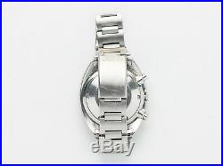Vintage Seiko Pogue 6139-6005 Automatic Chronograph Wrist Watch