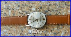 Vintage Seiko Sportsman J15005E 17 Jewels JDM May 1962