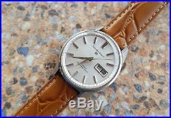 Vintage Seiko Sportsmatic 21 Jewels Automatic 6619 8050 May 1965 JDM