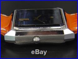 Vintage Seiko V. F. A. Quartz 1973 LED Flash Light Men's Watch 3923 VFA Very Rare