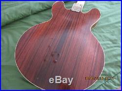 Vintage Ventura V-1502 Al Caiola Electric Semi Hollow Body Guitar Japan Mij Nr