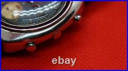 Vintage Watch Seiko 6139-8002 Chronograph Automatic Mens Original Japan