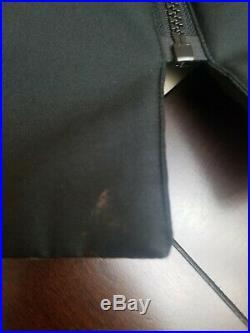 Vintage Windcoat by Issey Miyake Gray/Black Reversible Coat sz M