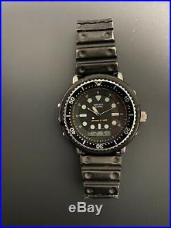 Vintage seiko Arnie H601-5480 divers mens watch 1990 150m