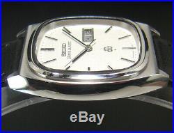 Working Seiko Grand Twin Quartz 1978 Vintage Mens Watch 9943 reloj from Japan 1