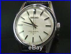 Working Seiko Lord Marvel 36000 Vintage 1969 Hand-Winding Manual Mens Watch