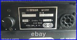 Yamaha RA-50 Rotating Speaker Amplifier Leslie Vintage