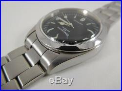 ZENO WATCH BASEL REF. ZN-001 Zeno Explorer ZEX 36mm Automatic Watch